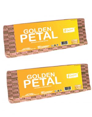 Buy Rajpal Golden Natural Perfumed Incense Fragrance Aromatic Incense Stick (250Gram) online