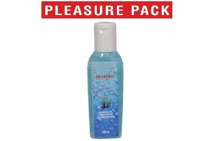 Buy Aronpro Blue Berry Flavored Water Base Personal Lubricant 66ml - Pack Of 2 Bottle online