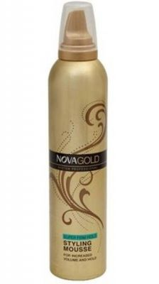 Buy Nova Firm Hold Mousse Hair Styler online