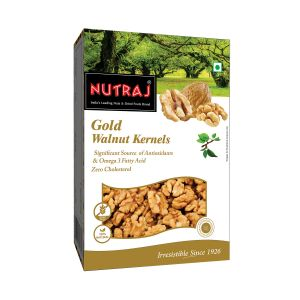 Buy Nutraj Gold Light Halve Walnut Kernels 250 G online