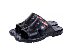 Buy Black Slippers For Men Stylish Fashionable Slippers For Men For House-outdoor From Kaystar online
