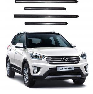 Buy Trigcars Hyundai Creta Car Side Beading Online Best Prices In