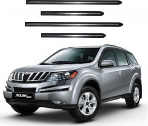 Buy Trigcars Mahindra Xuv 500 Car Side Beading online