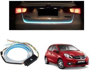 Buy Trigcars Honda Brio Car Dicky Led Light Car Bluetooth Online