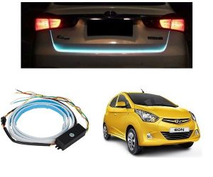 buy trigcars hyundai eon car dicky led light car bluetooth online