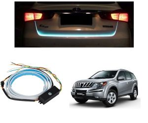 Buy Trigcars Mahindra Xuv 500 New Car Dicky LED Light Car Bluetooth online