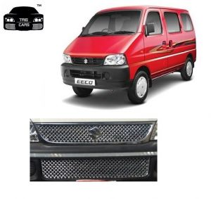Buy Trigcars Maruti Suzuki Eeco Car Front Grill Chrome Plated Online