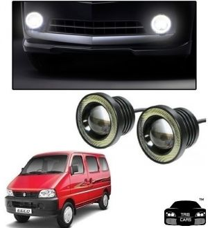 Buy Trigcars Maruti Suzuki Eeco Car High Power Fog Light With Angel