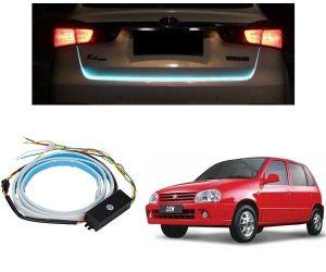 trigcars maruti suzuki zen car dicky led light car bluetooth