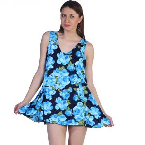 Buy Fascinating Lingerie-Eye Catching Floral Print Cover Up online