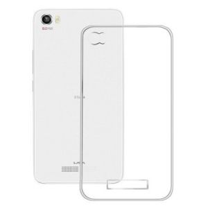huge discount 4e0e3 1a4a4 Buy Hard Durable Transparent Protective Cover Crystal Case For Lava ...