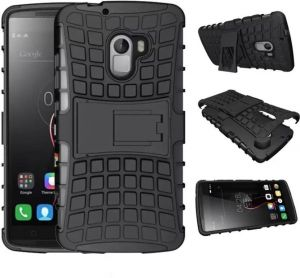 low priced e1350 22c8d Buy Defender Hybrid Back Cover Case For Lenovo Vibe K4 Note / A7010 ...