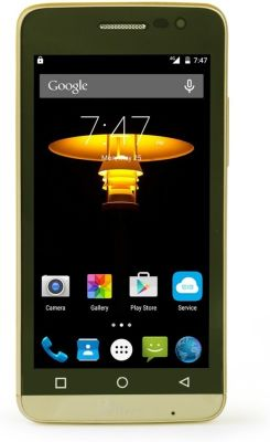 Buy 4G Smart Phone Alive S808 Python (gold, 16 Gb) (2 GB Ram) online