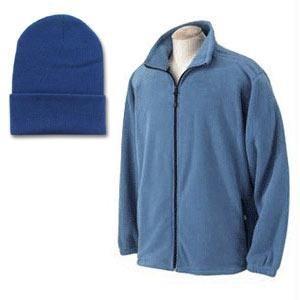 Buy Fleece Jacket And Woolen Cap Online | Best Prices in India