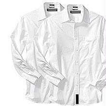 Buy Set Of Two Double Bull Formal White Shirts Online | Best ...