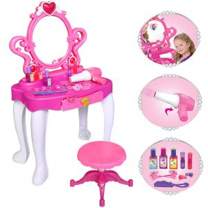 Buy Girls Dressing Table With Stool U0026 Beauty Accessories Online