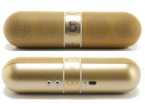 beats by dre pill gold edition