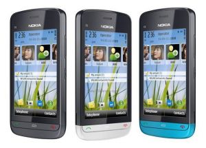 Buy Refurbished Nokia C5-03 Mobile online