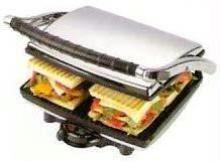 Buy Nova Grill Press Toaster Steel Body 1800 Watts Online