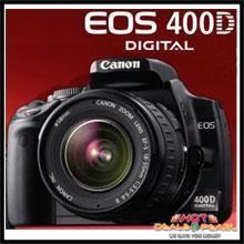 buy canon digital slr camera eos 400d 10 1 mp canon eos400d rh shopping rediff com Canon EOS Digital Camera 1 Canon Rebel XTi Manual PDF