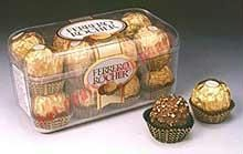 Pack Of 16 Ferrero Rocher Hazelnut Chocolate at Rs 375 Only