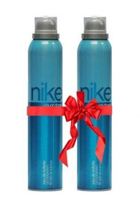 Buy Set Of 2 Nike Up Or Down For Woman 200ml - Deodorant - For Women - 200 Ml online
