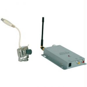 Buy Color Wireless Cctv Camera With Audio Complete Kit online