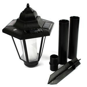 Buy Solar Garden Light With Stand Auto Chargeable online