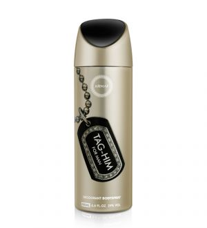 Buy Armaf Tag Him Deodorant Spray - For Men (200 Ml) online