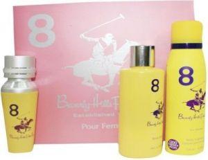 Buy Beverly Hills Polo Club Bhpc-8w Gift Set Combo Set online