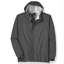 Buy Reversible Rain Jacket - Brown online
