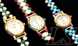Buy 3 Stylish Jewel Watch online