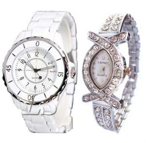 Buy Rakhi Gifts....2 Designer Watches For Your Sister online