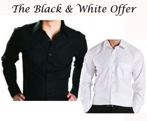 Buy The Black & White Offer online
