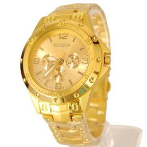 buy gold plating watch for men online best prices in buy gold plating watch for men online
