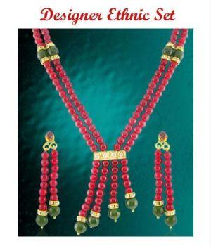 Buy Designer Ethnic Set online