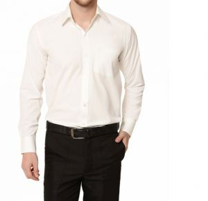 Buy Executive Formal Off White Shirt For Men..lsoffwh Online ...
