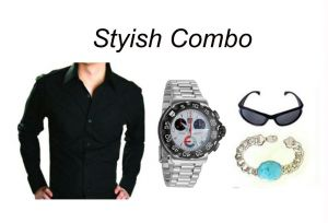 Buy Stylish Combo For Men online