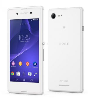 Buy Sony Xperia E1 Dual White Mobile Phone Mobile Phone online