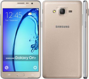 Buy Samsung On7 Pro (gold) online