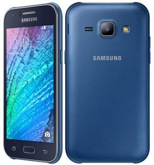 Buy Samsung Galaxy J1 (blue, 4 Gb) Smart Mobile Phone online