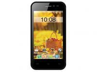 Buy Intex Aqua V3 3G Smart Mobile Phone Black online