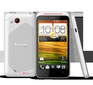 HTC Desire XC Black Mobile Phone - DOW