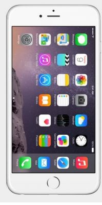 Buy Apple iPhone 6 - Silver online