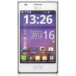 LG E612 Mobile (White)