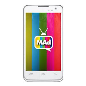 Micromax Canvas Mad A94 Android Mobile Phone - White