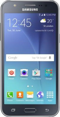 Buy Samsung Galaxy J7 (black, 16 Gb) Smart Mobile Phone online