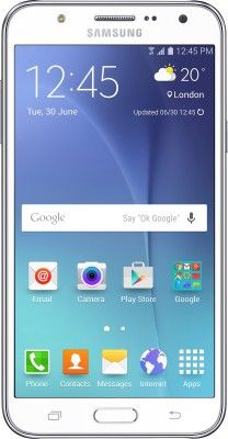 Buy Samsung Galaxy J7 (white, 16 Gb) Smart Mobile Phone online