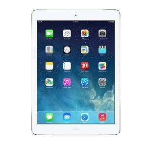 Apple iPad Air MD794HN/A with Wi-Fi + Cellular (16 GB Silver)
