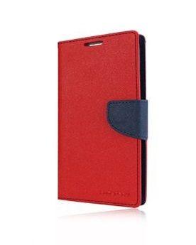 best website 486d3 fc665 Flip Cover For Nokia C3 - Red